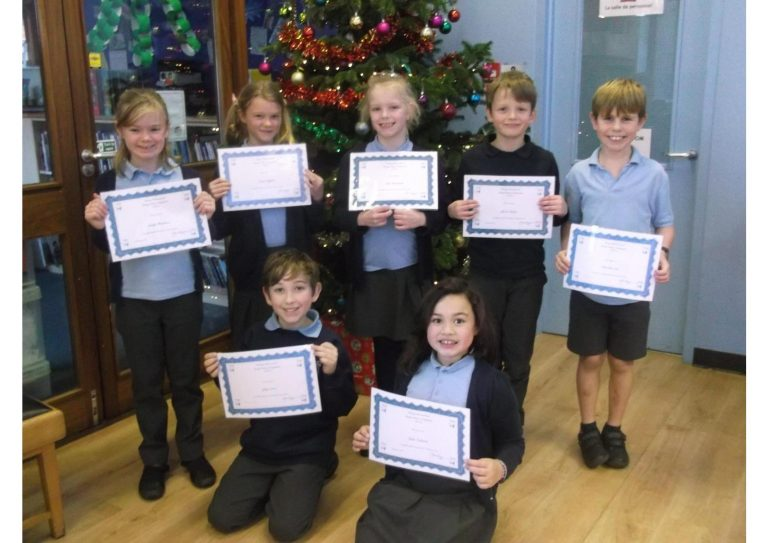 Gordano Breakfast Rotary Club encourages Young Writers