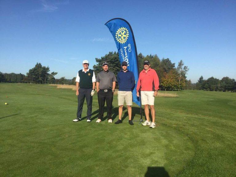 Charity Golf Day September 2019