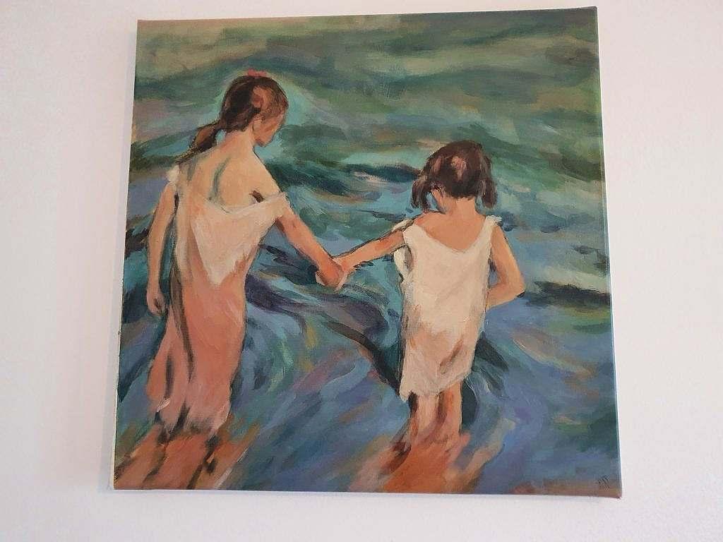 Sisters of the Sea by Jennifer Bond